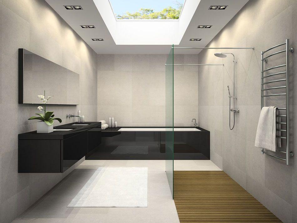 5 Pomysłów Na Podwieszany Sufit W Nowoczesnej łazience
